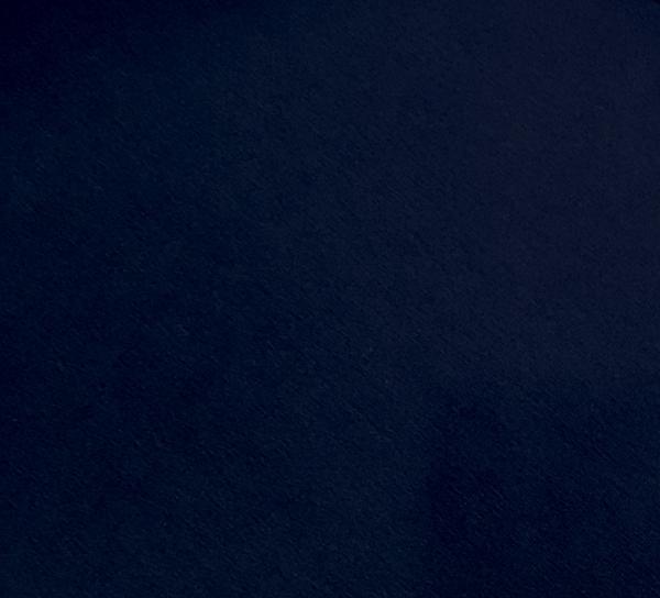 French Terry dunkelblau