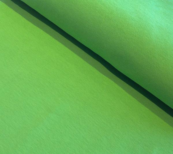 Bündchen hellgrün - Schlauchware