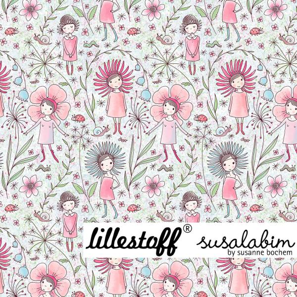 """Lillestoff sommersweat - Susalabims """"Blumenmädchen"""""""