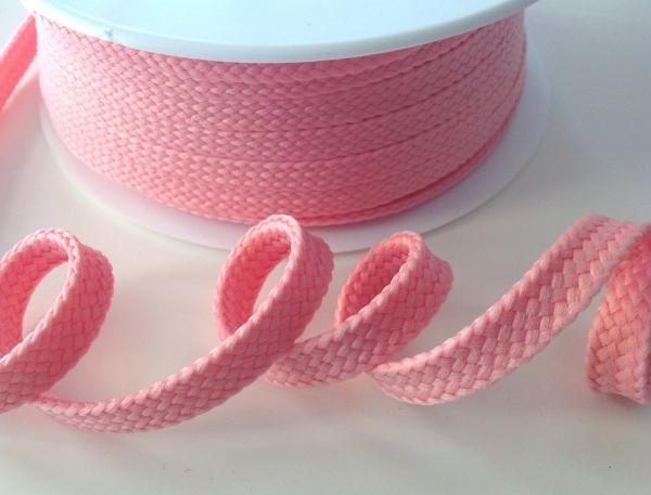 Hoodieband/Kordel rosa 10 mm