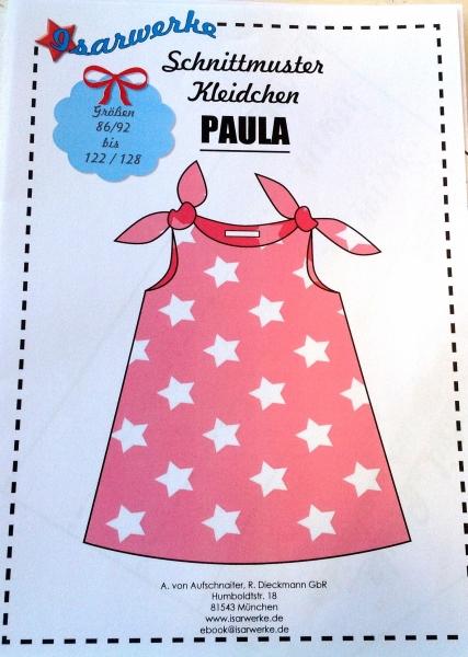 Papierschnittmuster Kleidchen Paula
