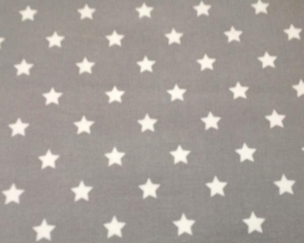 Beschichtete Baumwolle - Wachstuch mit Sternen