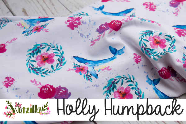 "Bio Jersey - ""Holly Humpback"""