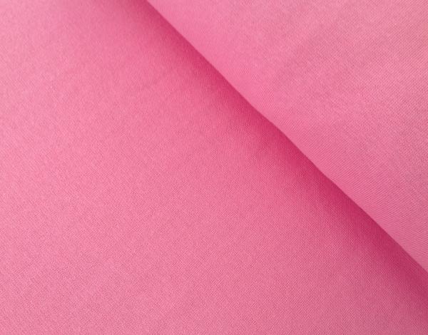 Bündchen rosa - Schlauchware
