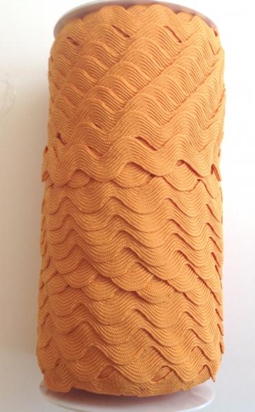3 m Zackenlitze naranja 15 mm