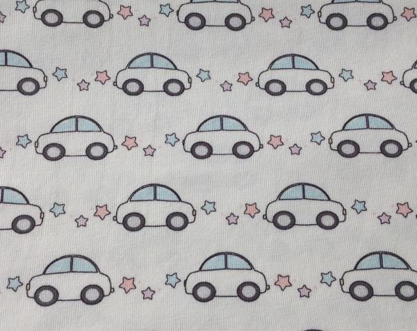 Jersey Autos und Sterne - Frl. von Julie
