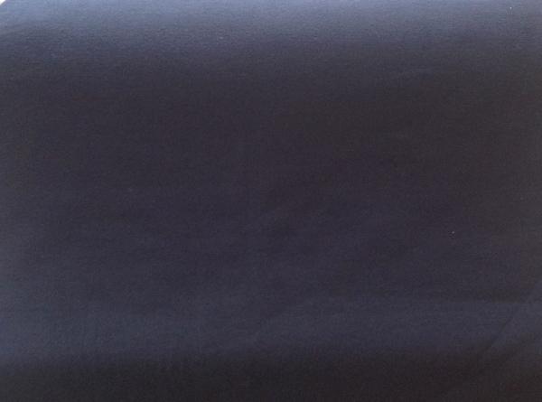 Baumwolljersey uni dunkelblau