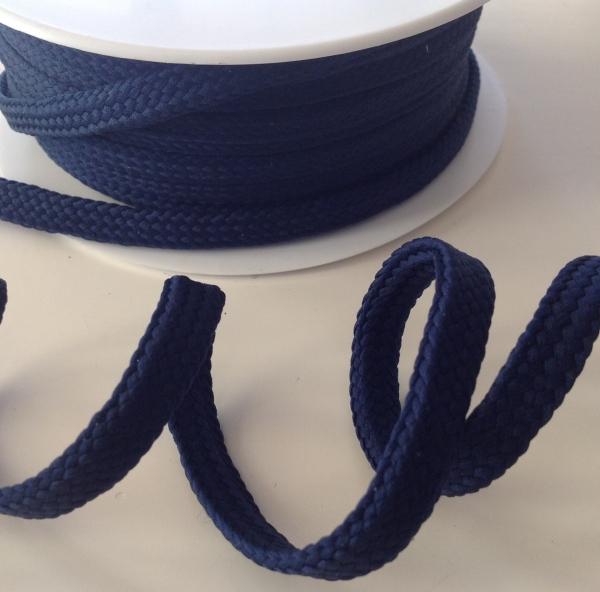 Hoodieband/Kordel dunkelblau 10 mm