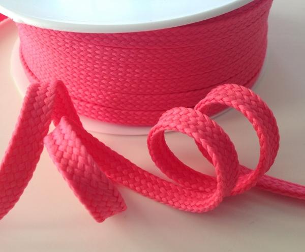 Hoodieband/Kordel pink 10 mm