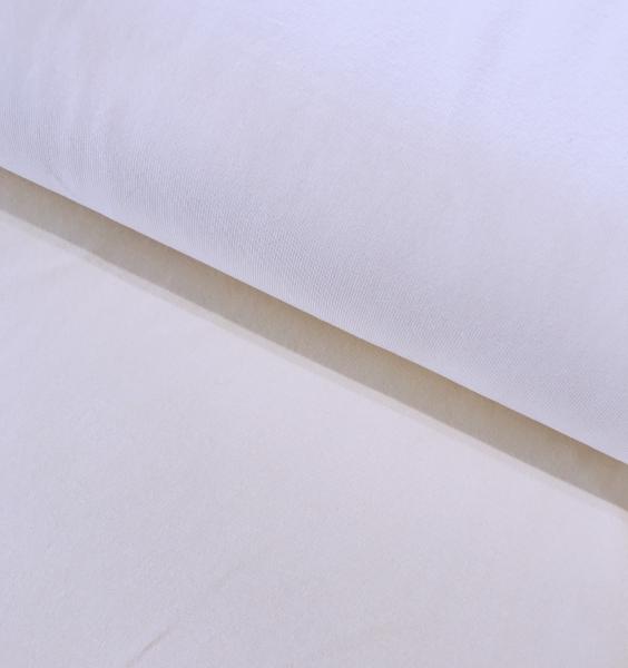 Baumwolljersey uni pastell flieder